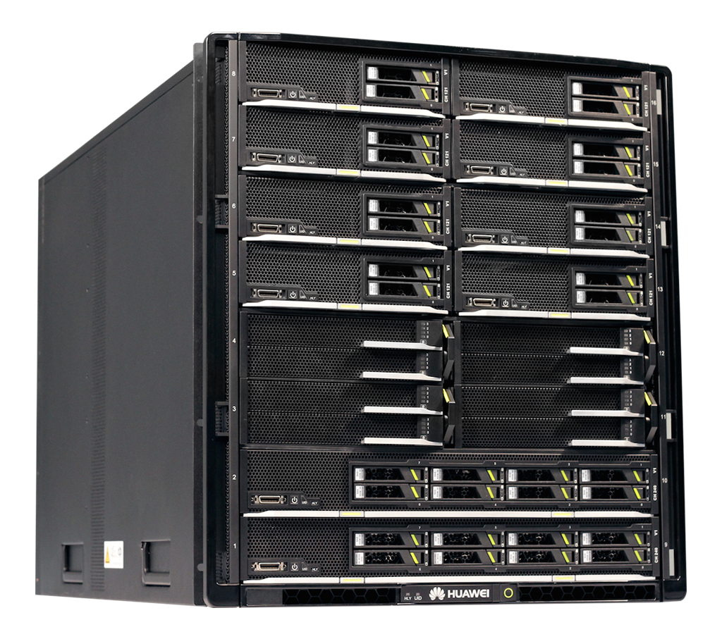 Anylinq Huawei E9000 Blade Server Chassis Anylinq